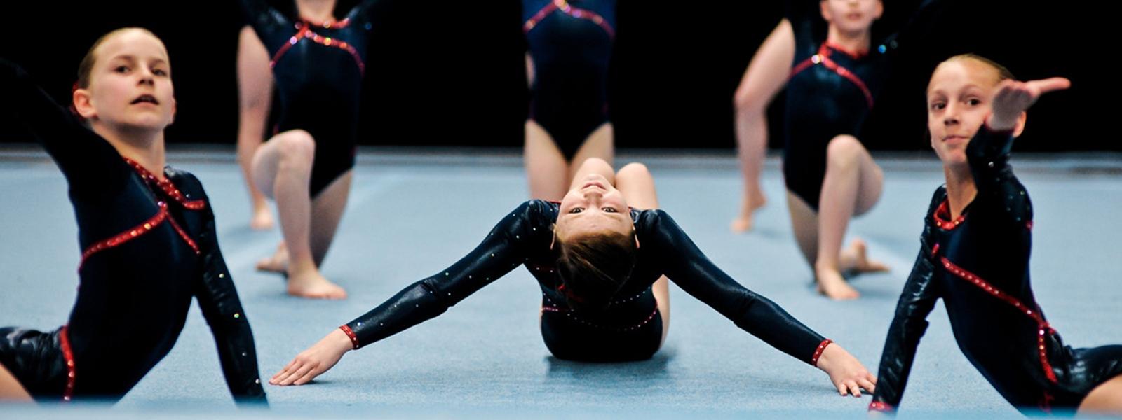 Командная гимнастика (6+)